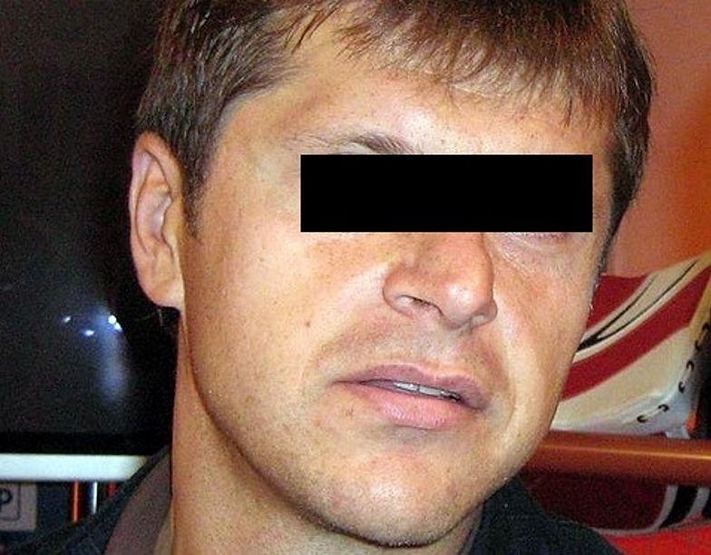 Zatrzymano byłego piłkarza. Jego klientem był Robert Lewandowski