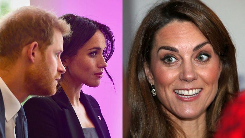 """Meghan Markle twierdzi, że księżna Kate była FAWORYZOWANA przez rodzinę: """"Ich nikt nie traktował poważnie"""""""