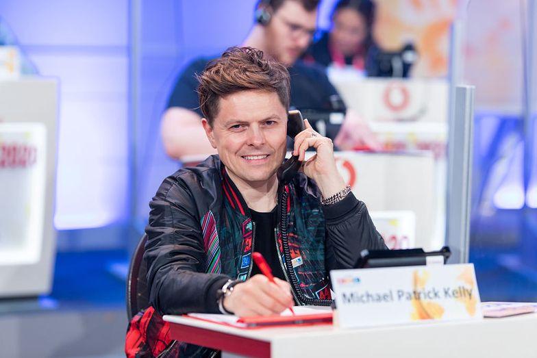 """""""The Voice of Poland"""". Michael Patrick Kelly zagości w programie!"""
