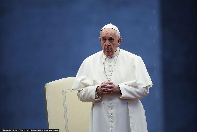 Koronawirus. Papież Franciszek apeluje do wiernych