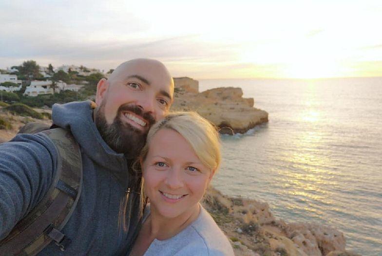 Para, która wyjechała na miesiąc miodowy, utknęła na Wyspach Cooka. Nie mają jak wrócić do Polski