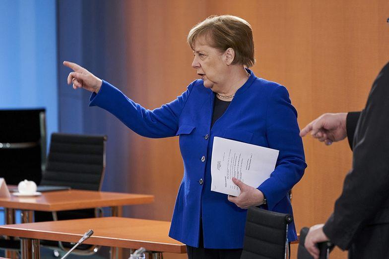 Angela Merkel: byłam celem ataku Rosjan