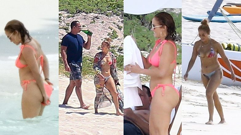 Wakacje Jennifer Lopez