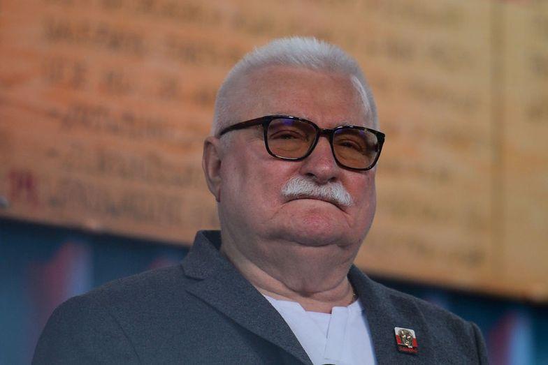 Lech Wałęsa wrzucił do sieci zdjęcie z basenu. Takiej reakcji się nie spodziewał