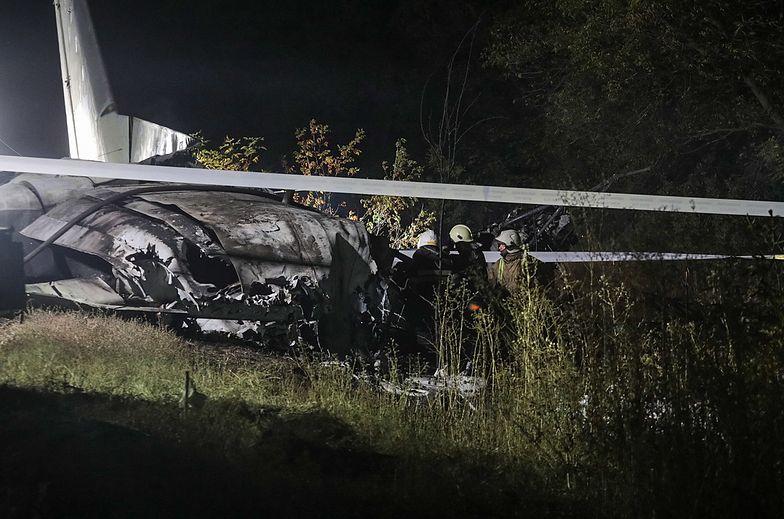 Ukraina. Katastrofa samolotu. Nie żyje ponad 20 osób