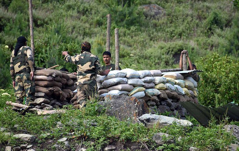 Zbrojne starcie na granicy Indii i Chin. Zginęło 20 żołnierzy