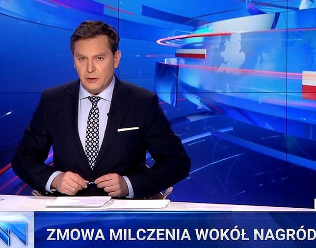 "Atak Wiadomości TVP na ""Fakty"""