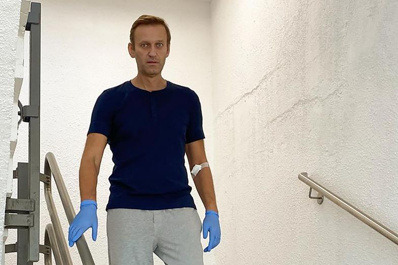 Otrucie Nawalnego. Rosyjska prokuratura chce go przesłuchać