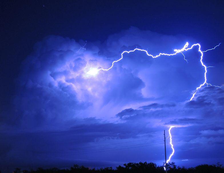 Gdzie jest burza? Ostrzeżenie IMGW dla kilku województw
