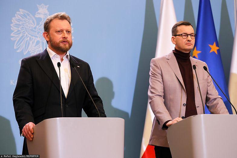 Koronawirus w Polsce. Rząd ŁAGODZI obostrzenia związane z epidemią
