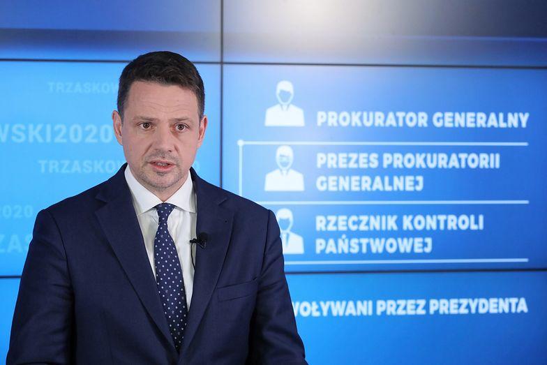 Rafał Trzaskowski uderza w ministra Zbigniewa Ziobrę
