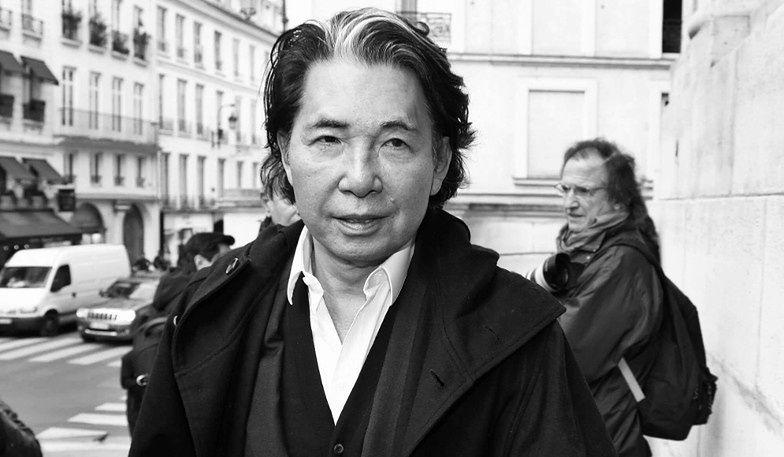Nie żyje Kenzo Takada, założyciel domu mody Kenzo. Słynny projektant zmarł na COVID-19