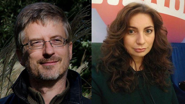 """Joanna Jędrusik opisuje skandaliczne zachowanie Romana Praszyńskiego: """"Patrząc mi w dekolt, powiedział, że patrzy mi na serce"""""""
