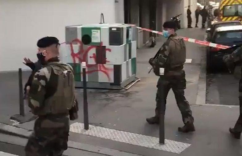Znowu atak we Francji! Horror w kościele. Ksiądz ciężko ranny