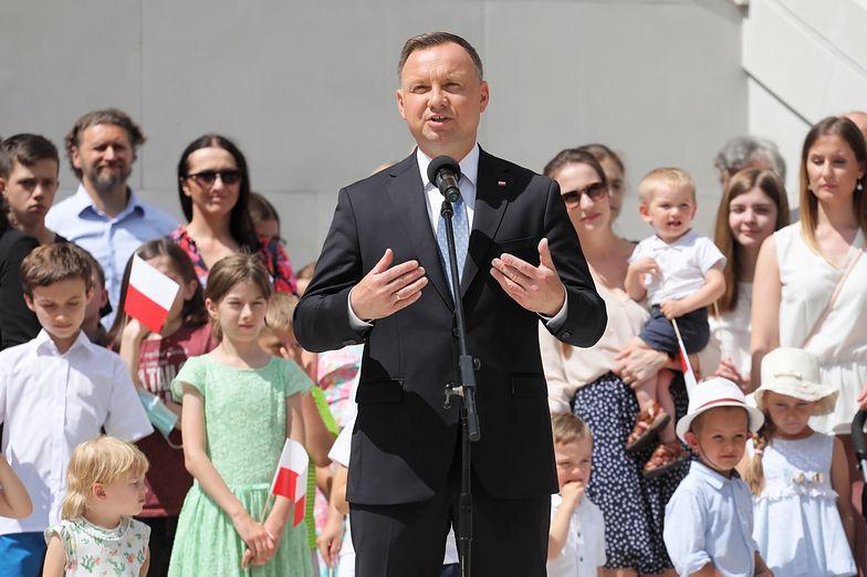 """Wybory 2020. Izba lekarska oburzona słowami Andrzeja Dudy. """"Nie do przyjęcia"""""""