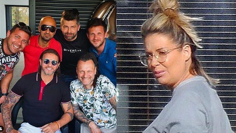 """Podekscytowany Radosław Majdan zaprasza kolegów na PĘPKOWE. Fani dociekają: """"Czyżby już się zaczęło?"""" (FOTO)"""