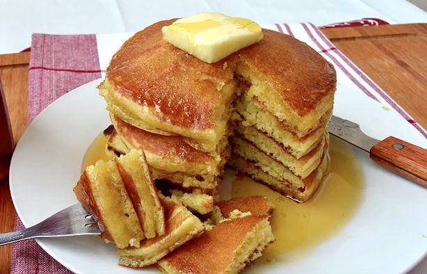 Amerykańskie naleśniki. Łatwy przepis na pancakes