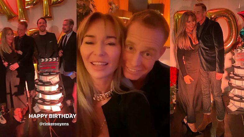 """Joanna Przetakiewicz świętuje urodziny Rinke Rooyensa: """"To dla mnie mężczyzna NOWEJ ERY"""" (FOTO)"""