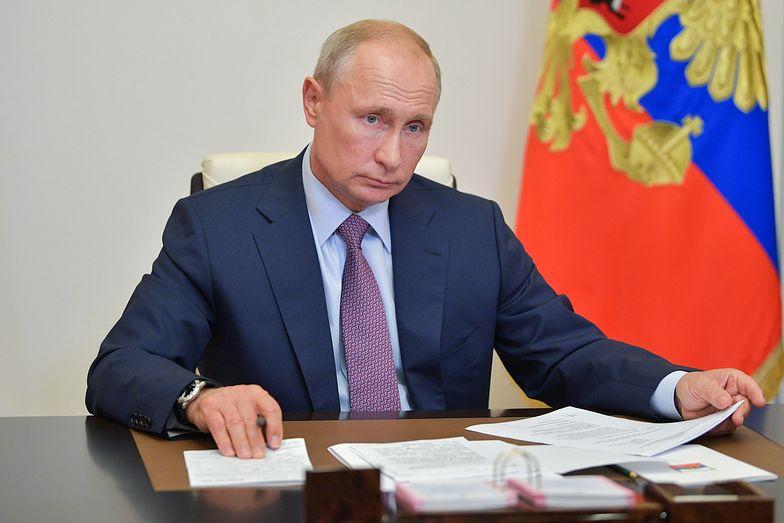 Na Krymie brakuje wody. Putin musi zapłacić miliony za wytworzenie chmur
