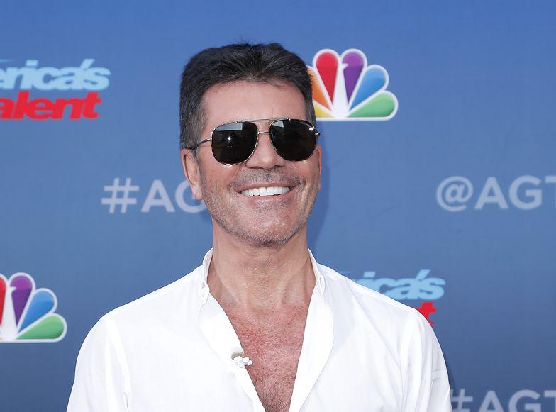 """Simon Cowell miał wypadek. Juror """"X Factora"""" ma złamany kręgosłup"""