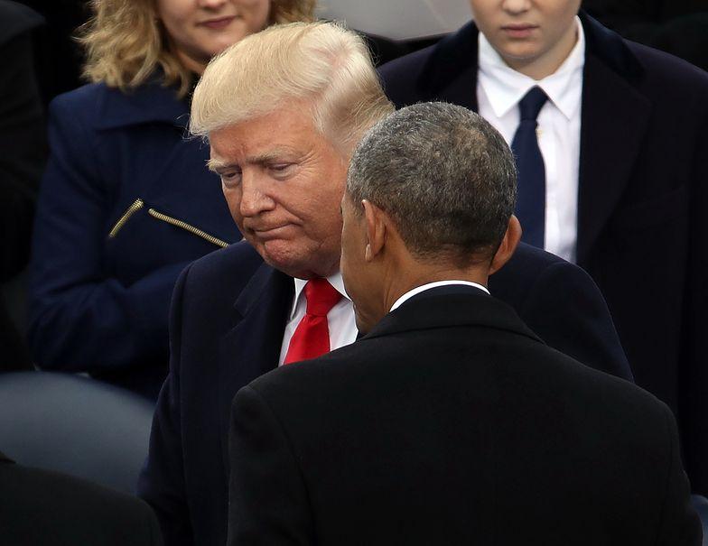 Przychodzi Trump do Obamy. To musiało boleć!
