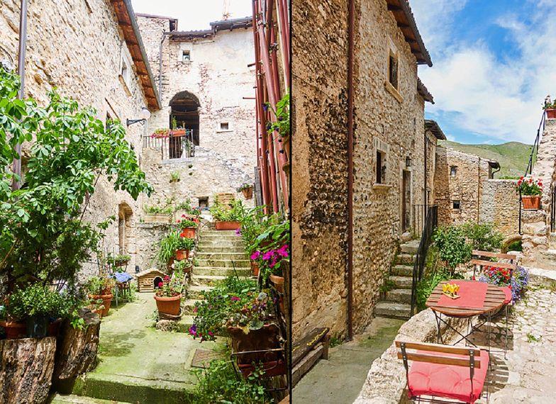 Włochy. Idylliczna wioska zapłaci ci 20 tys. euro za przeprowadzkę