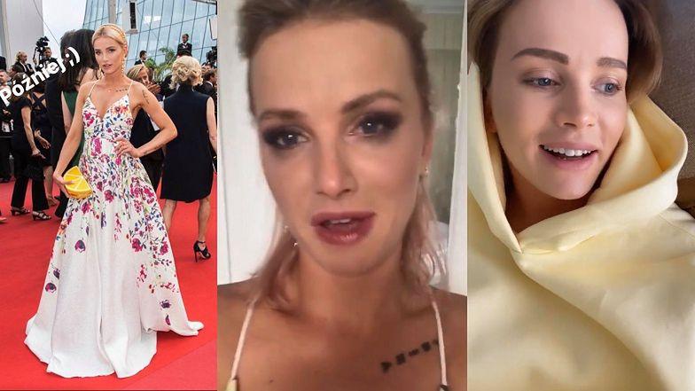 """Rozbawiona Maffashion wspomina makijażowy KOSZMAR z Cannes: """"Musiałam kulturalnie powiedzieć, że jest SUPER"""" (FOTO)"""
