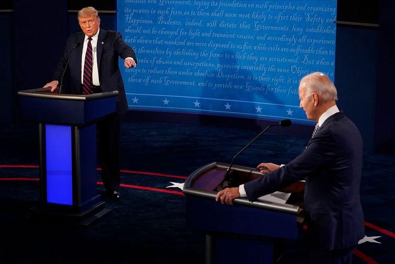 Debata prezydencka w USA odwołana. Trump: Nie zamierzam tracić czasu