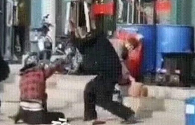 Pobił żonę na śmierć. Nikt nie zareagował
