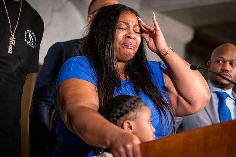 George Floyd osierocił 6-letnią córkę o imieniu Gianna