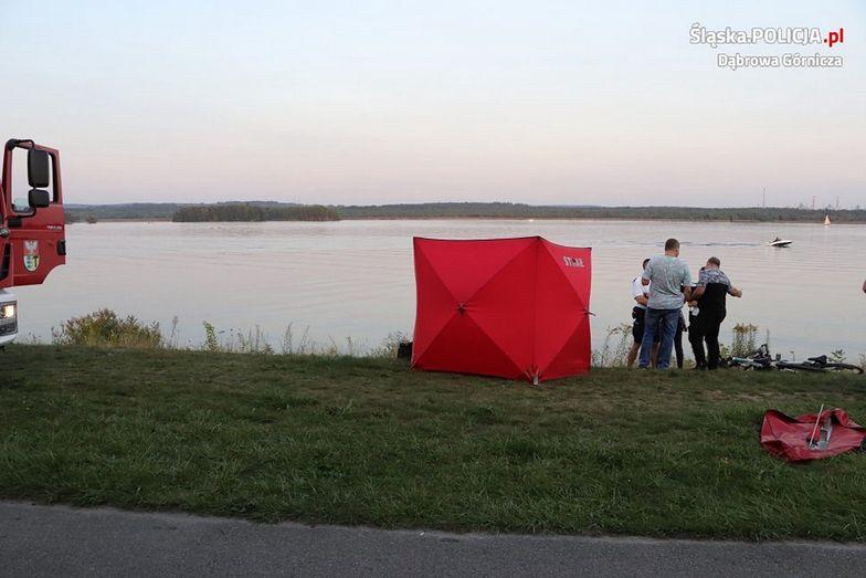 51-latek chciał popływać. Tragedia na Śląsku