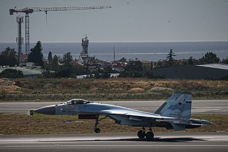 Rząd Egiptu planuje nabyć samolot myśliwski Sukhoi Su-35