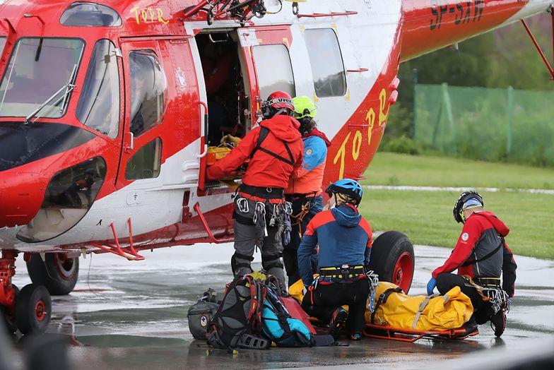 Turyści trafili na ciało. Niedaleko leżało drugie. Tragedia w Tatrach