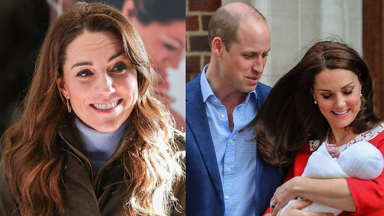 """Księżna Kate zdradza szczegóły swoich HIPNOPORODÓW: """"Chciałam to zrobić dla siebie. Nie pytałam Williama"""""""