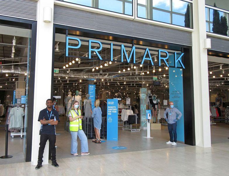Primark wkracza do Polski. 20 sierpnia otworzy pierwszy sklep w naszym kraju