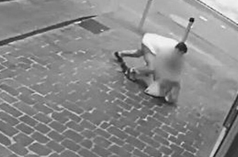 Sportowiec próbował zgwałcić kobietę, widać to na nagraniu. Sędzia ma inne zdanie