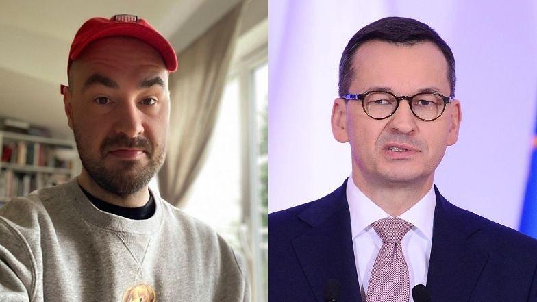 """Jakub Żulczyk KPI z nowych obostrzeń: """"Kościoły se zamknij, PAJACU"""""""