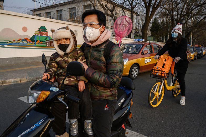 Koronawirus w Chinach. Najwyższy dzienny wskaźnik zarażeń od marca