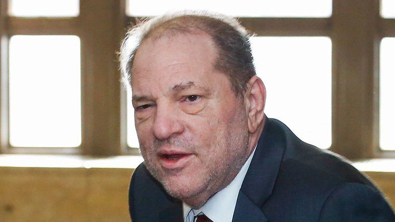Harvey Weinstein z kolejnymi zarzutami. Miał ZGWAŁCIĆ 17-latkę i zmuszać ją do milczenia