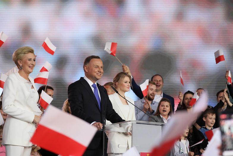 Wybory 2020. Pierwsze słowa Andrzeja Dudy. Zaprosił Rafała Trzaskowskiego do pałacu