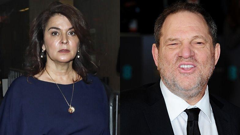 Harvey Weinstein wysłał kobiecie, która oskarżyła go o gwałt... CZEKOLADOWE PENISY?