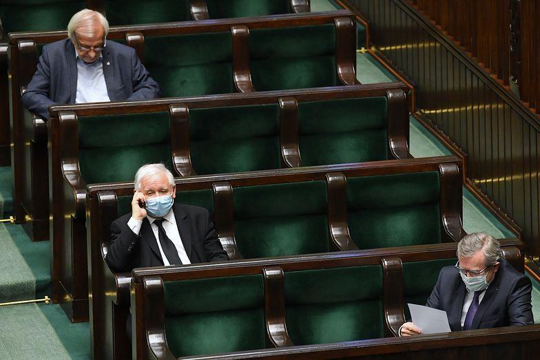 Wybory korespondencyjne. Sejm zdecydował. Znamy oficjalne wyniki