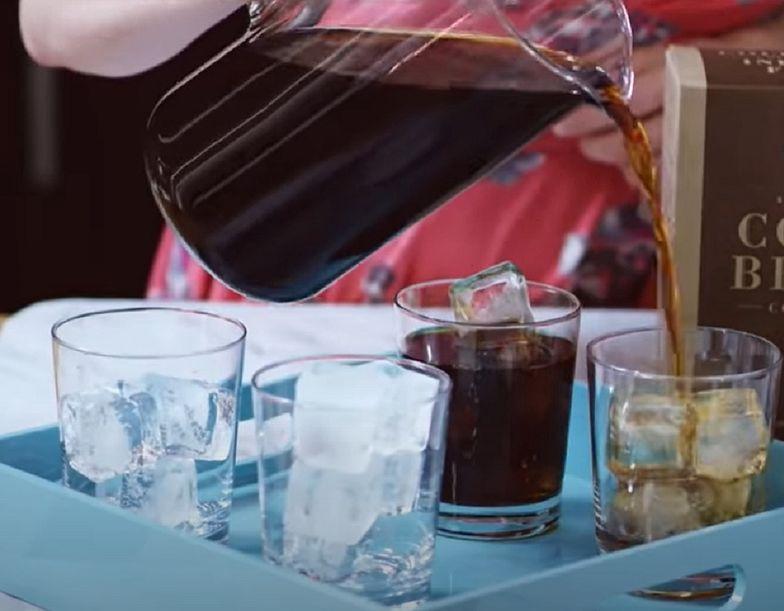 Przepis na domową cold brew. W kawiarni słono zapłacisz, a przepis jest banalny