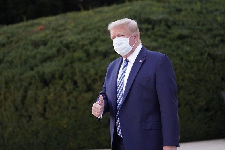Leczyli nim Donalda Trumpa. Teraz lek dostępny będzie dla wszystkich