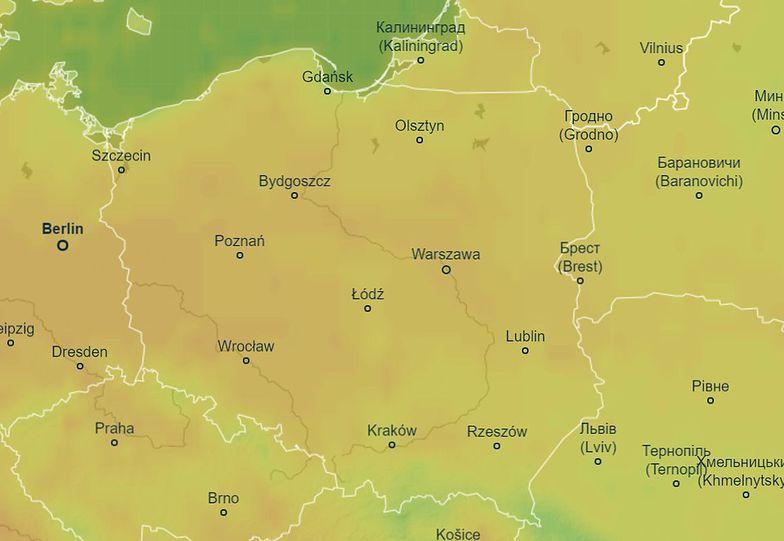 Pogoda w Polsce. Nadchodzą upały