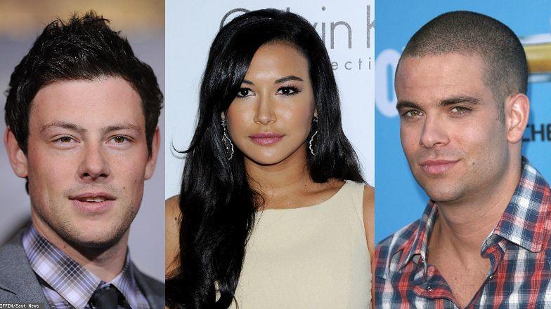 """Tragiczny los gwiazd serialu """"Glee"""". Naya Rivera zaginęła po tym, jak zmarło jej dwóch kolegów z planu"""