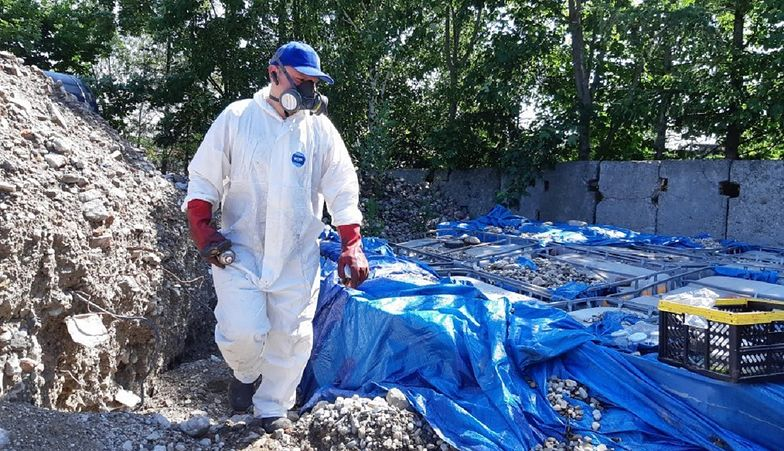 Wstrząsające odkrycie na Śląsku. To tykająca bomba