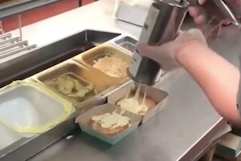 Okrutna zemsta pracownika McDonald's. Film ma 40 mln wyświetleń