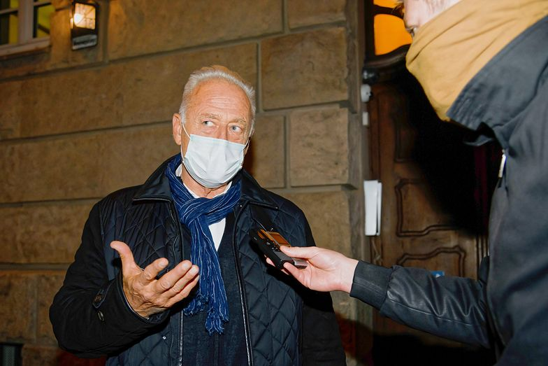 """Ryszard Krauze bez aresztu. """"Pomylono przychód ze stratą"""""""