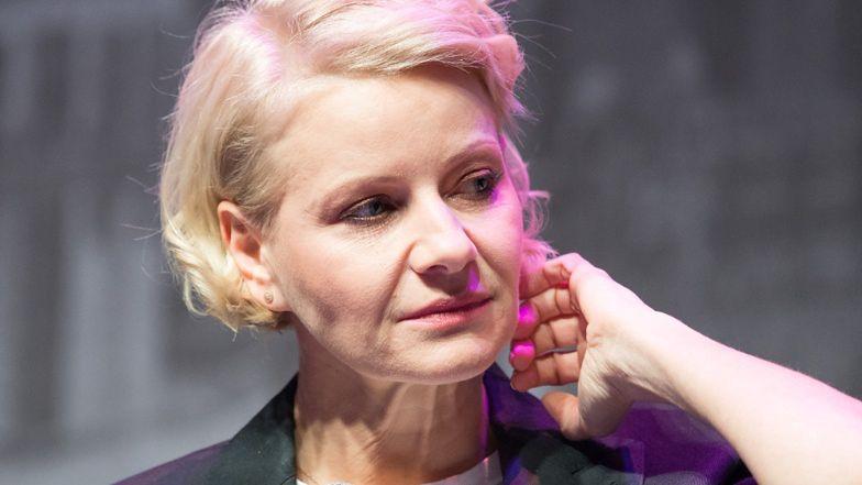 """Małgorzata Kożuchowska SPOWODOWAŁA KOLIZJĘ. """"Została ukarana mandatem i punktami karnymi"""" (FOTO)"""